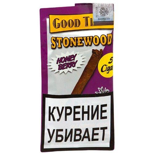 Сигариллы Good times Stonewood Honey Berry