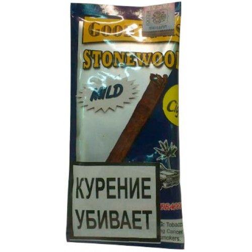 Сигариллы Good times Stonewood Mild
