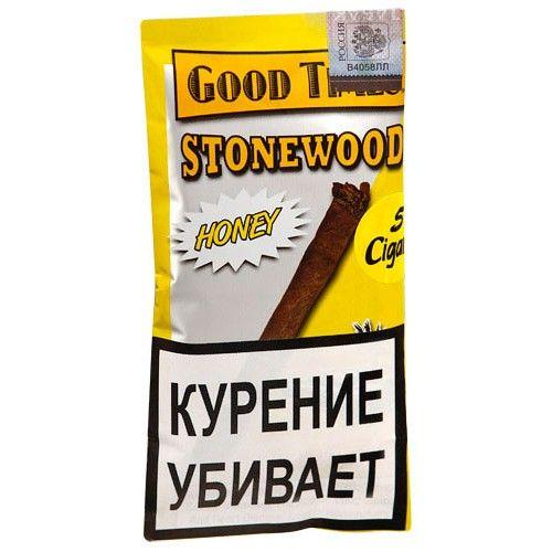 Сигариллы Good times Stonewood Honey