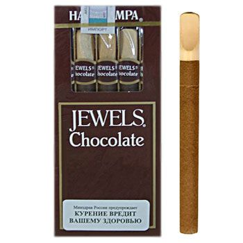 Сигариллы Jewels Chocolate