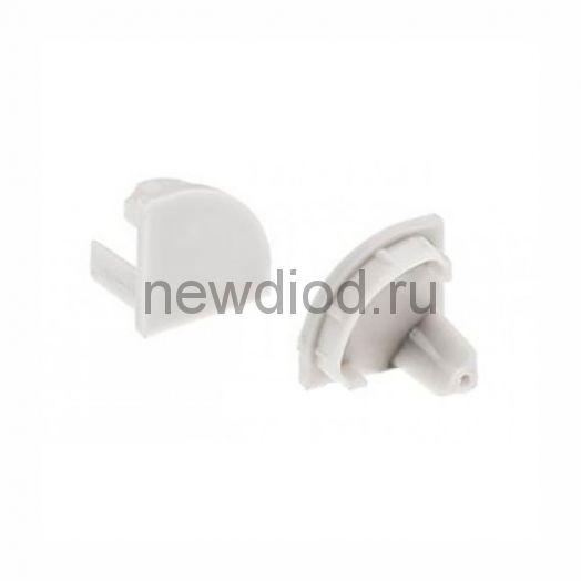 Заглушка для профиля NUGL 16*16  (ГЛУХАЯ)
