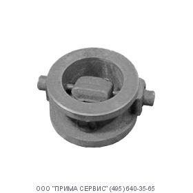 Клапан 19ч21р обратный поворотный Ду80 Ру16