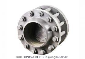 Клапан обратный поворотный DN 25, PN 250,  фланцевый, климатическое исполнение УХЛ