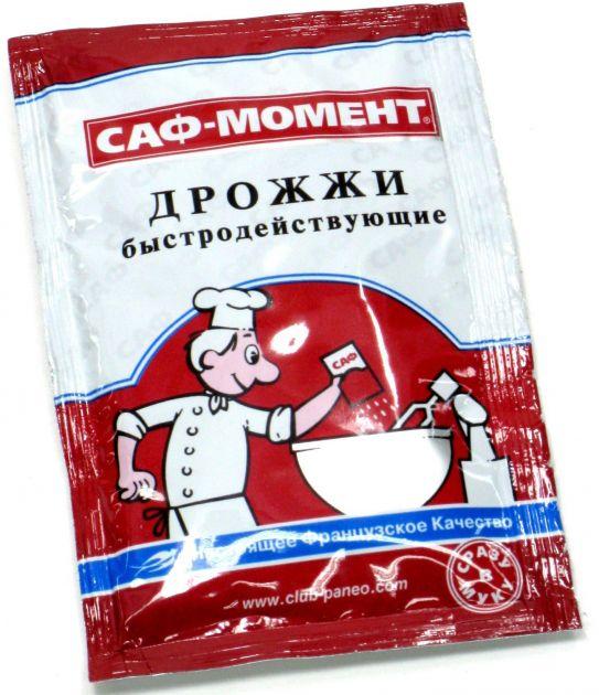 """Дрожжи """"САФ-МОМЕНТ"""" 11гр."""