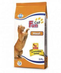 FUN CAT MEAT(Фан кет с мясом)