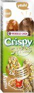 Versele-Laga Crispy Sticks Палочки для крыс и мышей с попкорном и орехами (2 шт.)