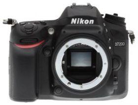 Nikon D7200 Body RST