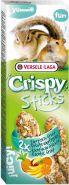 Versele-Laga Crispy Sticks Палочки для хомяков и белок с экзотическими фруктами (2 шт.)