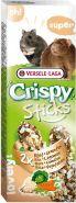 Versele-Laga Crispy Sticks Палочки для хомяков и крыс с рисом и овощами (2 шт.)