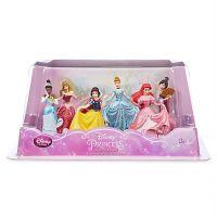 Игровой набор из 6 фигурок Диснеевские принцессы Дисней