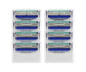 Сменные кассеты для бритв Mach-3 Turbo (8шт)