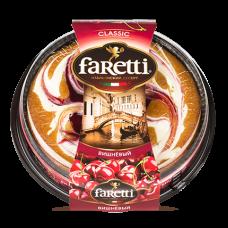 "Торт бисквитный ""Faretti"" вишневый 400гр*6"