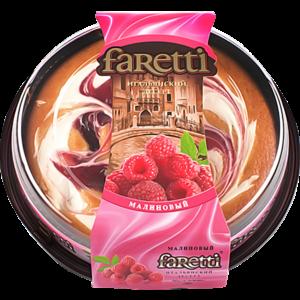 """Торт бисквитный """"Faretti"""" малиновый 400гр*6"""