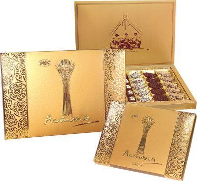 Набор шоколадных конфет Астана 500гр