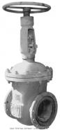 Задвижка клиновая литая с выдвижным шпинделем фланцевая 30с541нж, 30с941нж