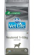 Farmina Vet Life Dog Neutered 1-10 кг Диета для стерилизованных собак мелких пород (2 кг)