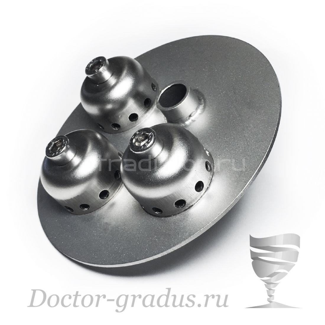 Тарелка нержавеющая колпачковая (Стиллмен-Классик)