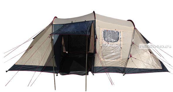 Купить Палатка Campus Bordeaux 4 (stone beige)