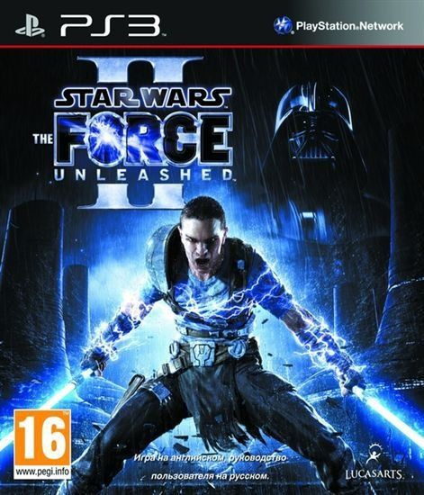Игра Star Wars : The Force Unleashed 2 (II) (PS3)