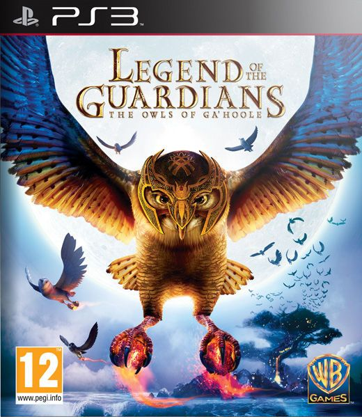 Игра Legend of the Guardians The Owls of Ga'hoole (PS3)