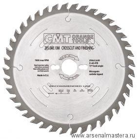 CMT 285.048.12M Диск пильный 300x30x3,2/2,2 15гр 10гр ATB Z48