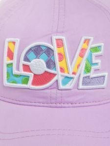 Бейсболка для девочки Love