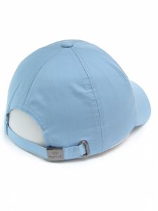 Бейсболка для девочки Голубая