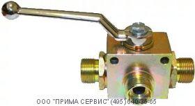 Трехходовой шаровый кран высокого давления RS3 VIE, RAS3, RSAP3V, V3RH.