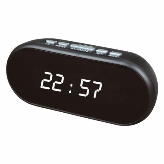 Часы эл. VST712-6 бел.цифры