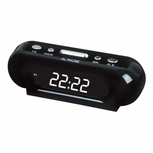 Часы эл. VST716-6 бел.цифры