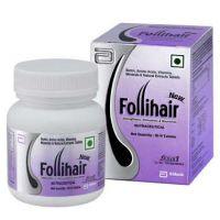 Витаминный комплекс для укрепления и роста волос Фоллихаир Эббот Индия | Follihair New Tablets Abbott India