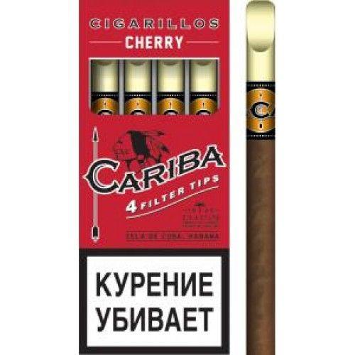 Сигариллы Cariba Cherry