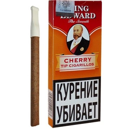 King Edward Cherry Tip Cigarillos