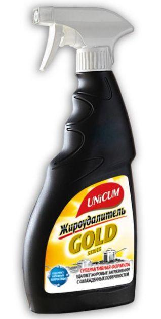 Жироудалитель Unicum  Голд 500мл