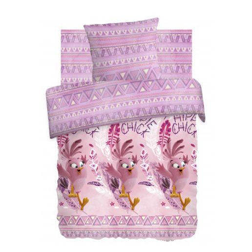 """Детское постельное белье """"Стелла"""", рис.8764+8765-1."""