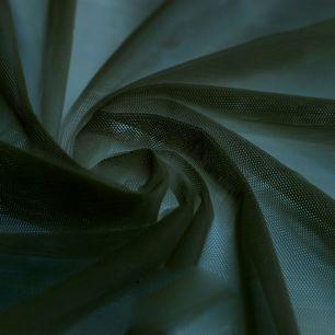 Мягкий фатин Пастель-черный