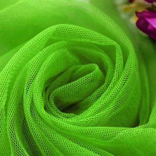 Мягкий фатин Пастель-зеленый