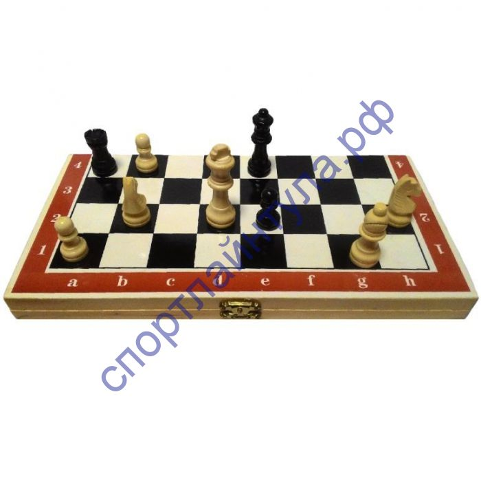 Шахматы лакированные G421A