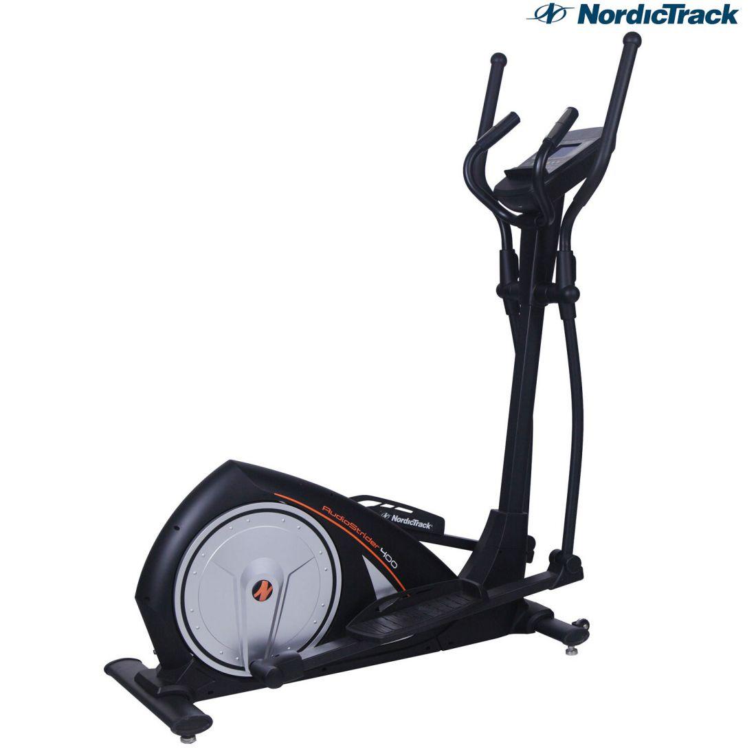 Эллиптический тренажер - NordicTrack AudioStrider 400