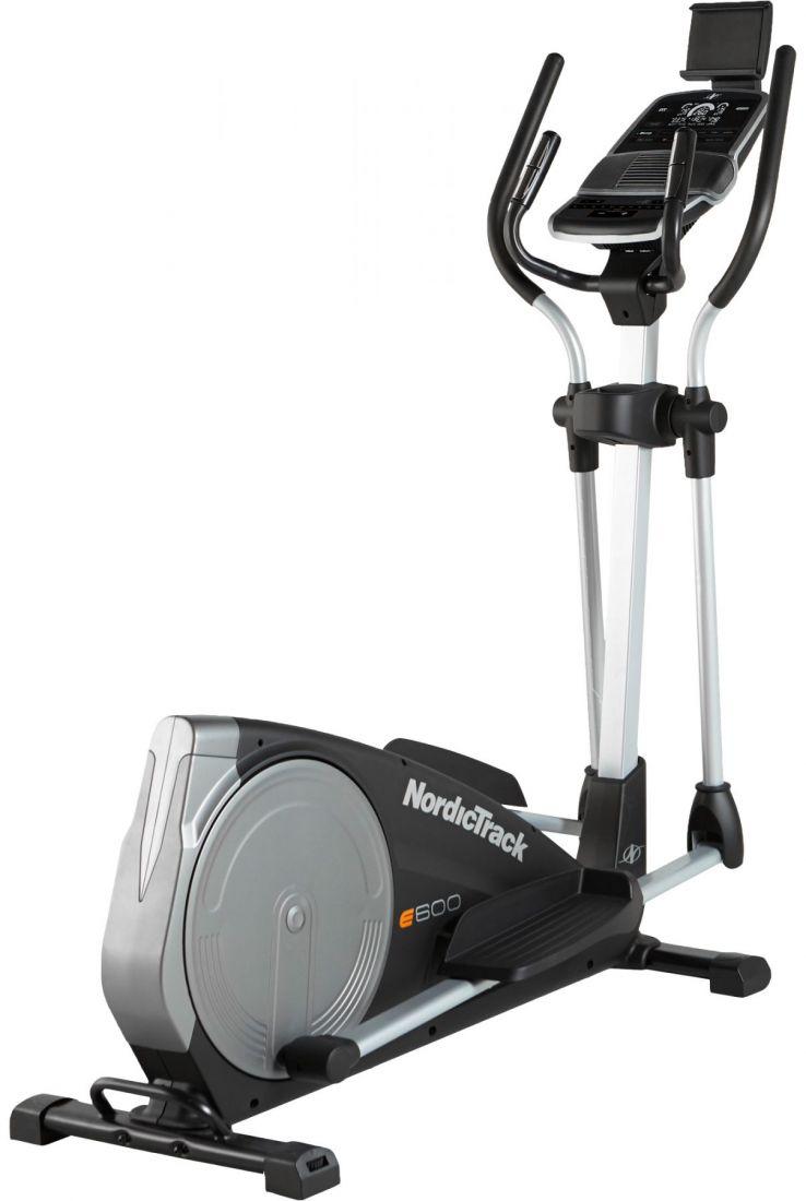 Эллиптический тренажер - NordicTrack E600