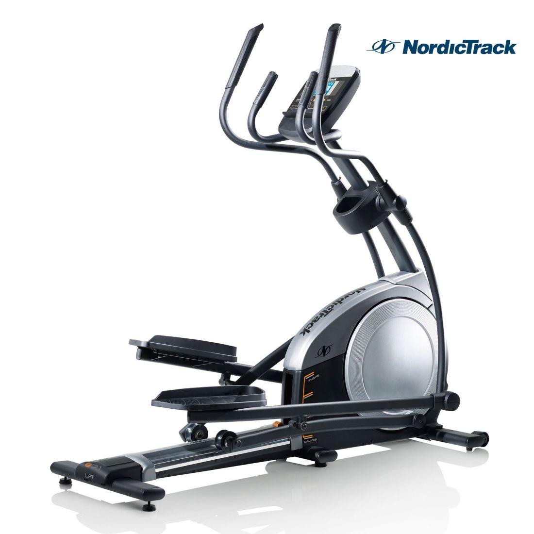 Эллиптический тренажер - NordicTrack E7.1