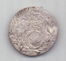 1 оре (эре) 1684 г. Швеция