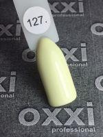 Гель-лак Oxxi №127 цветной, 8 мл