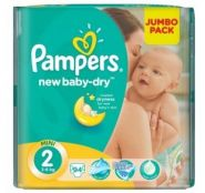 Pampers Baby Dry NB94 (2)