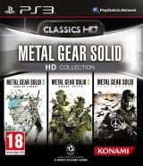 Игра Metal Gear Solid HD Collection (PS3)