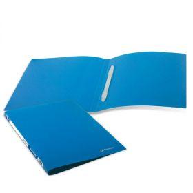 Папка-скоросшиватель BRAUBERG Бюджет синяя 222644