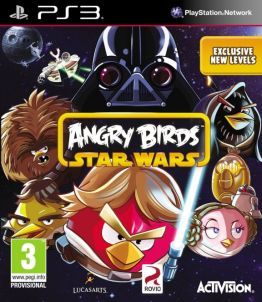 Игра Angry Birds Star Wars (PS3, PS3 Move)