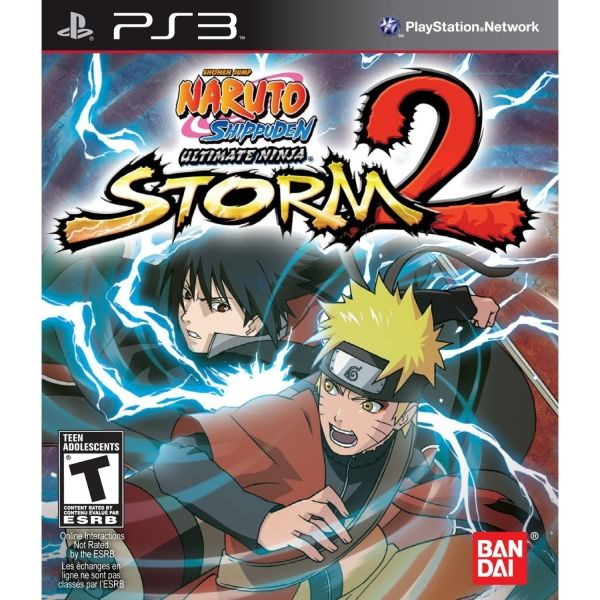 Игра Naruto Shippuden Ultimate Ninja Storm 2 (PS3)
