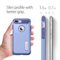 Чехол Spigen Slim Armor для iPhone 8/7 Plus (5.5) сиреневый