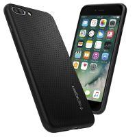 Чехол Spigen Liquid Air Armor для iPhone 8/7 Plus (5.5) черный